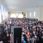 Liceul Teoretic Teiuş: scenete, muzică, dans și  bineînțeles flori pentru doamne şi doamnişoare de 8 Martie