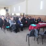 Ieri, la Liceul Teoretic Teiuş s-a desfăşurat cercul pedagogic al directorilor