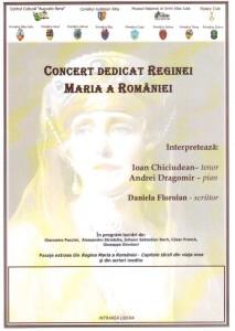 Concert-dedicat-Reginei-Maria-Teius