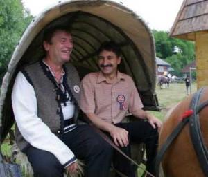 Ion Dumitrel si Corneliu Olar