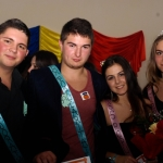 Ozana Miclea şi Raul Dumitrean au caștigat titlurile de Miss şi Mister Boboc la Balul Majoratului de la Liceul Teoretic din Teuiș