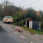 Accident rutier pe DN1 soldat cu pagube materiale, provocat de o șoferiță beată din Cârța, județul Sibiu