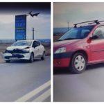 Circulație îngreunată temporar, după o tamponare între două autoturisme petrecută pe DN1, la ieșirea din Teiuș înspre Alba Iulia