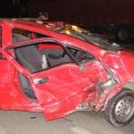 Accident rutier mortal în satul Laz, comuna Săsciori. Doi tineri de 18 și 16 ani şi-au pierdut viaţa | teiusinfo.ro
