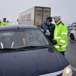 Acţiune cu efective mărite ale poliției pentru menţinerea siguranţei civice pe raza judeţului Alba