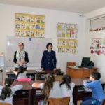 Copiii din două centre de zi, din comuna Sîntimbru, au primit sfaturi de la poliţişti pentru prevenirea victimizării lor din infracţiuni şi accidente