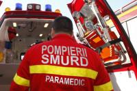 Femeie de 67 de ani rănită în urma unui accident de circulație provocat de un bărbat de 54 de ani din Teiuș