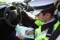 Bărbat de 41 de ani din Orăștie, surprins în timp ce conducea fără permis pe strada Clujului din Teiuș