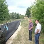 Primarul Traian Ștefan Popa se ţine de cuvânt: se asfaltează toate drumurile din satele Stremţ şi Geoagiu de Sus