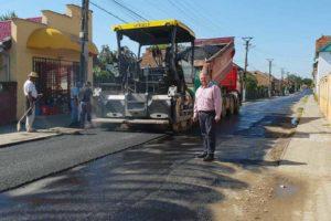 La Teiuș s-a semnat ordinul pentru asfaltarea a 23 de străzi din localitate, proiect finanțat prin PNDL