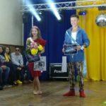Mădălina Gavriluț și Andrei Ciortea desemnați Miss și Mister Boboc 2018, la Liceul Teoretic Teiuș