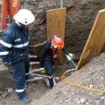 Un bărbat din Benic a DECEDAT, după ce un mal de pământ s-a surpat peste el