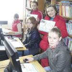 Biblioteca din comuna Stremţ – o fereastră deschisă către lume
