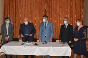 Sântimbru este prima comună din județul Alba care a fost cadastrată în totalitate