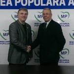 Florin Tricu desemnat drept candidat al Mișcării Populare la Primăria Teiuș
