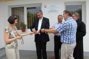 centru ingrijire la domiciliu Caritas Blaj