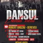"""Seria de concerte din proiectul """"Dansul, esența vieții"""" continuă, sâmbătă, la Căminul Cultural din Teiuș"""