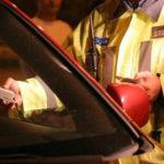 Bărbat de 30 de ani din Stremț cercetat de polițiști, după ce a fost surprins conducînd băut și fără permis pe strada Avram Iancu din Teiuș
