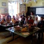 """Proiectul educațional """"Festivalul Toamnei"""", la Liceul Teoretic Teiuș"""