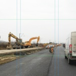 Pe traseul căii ferate pentru circulaţia trenurilor de mare viteză, nodul Coşlariu se modernizează şi, mai ales, se fluidizează