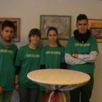 Mențiune, în faza finală a concursului Lider European obținută de echipa Liceului Teoretic Teiuș