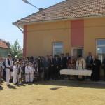 A fost inaugurat Căminul Cultural din Obreja