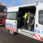 Amenzi în valoare de peste 6.000 de lei aplicate de polițiștii rutieri din Teiuș, în urma unui control în trafic efectuat împreună cu reprezentanți ai RAR Alba