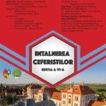"""Sâmbătă, 13 mai 2017: Teiușul va găzdui cea de-a VI-a ediție a """"Întâlnirii ceferiștilor din Complexul Teiuș – Coșlariu"""""""