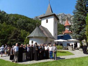 30 de ani de la salvarea vechii mănăstiri au fost marcați sâmbătă la Râmeț