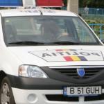 Un tânăr din Aiud aflat în stare de ebrietate și-a distrus mașina după ce s-a izbit violent de un T.I.R. la Teiuș