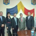 Ministrul Mircea Duşa promite sprijin pentru amenajarea unei punţi pietonale peste râul Mureş la Teiuş