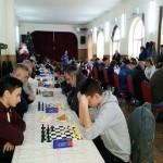 Peste 50 de șahiști din Alba au luat startul la Openul Orașului Teiuș