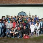 """50 de elevi de la Liceul Teoretic au luat parte la ecologizare orașului Teiuș în cadrul campaniei """"Let's do it Romania"""""""