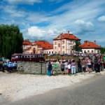 La Teiuş, tradiţia merge mai departe: În Parcul Feroviar sunt expuse locomotive care au trecut cândva prin gara din localitate