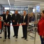 Penny Market din Teiuş a fost inaugurat astăzi în prezenţa oficialităţilor