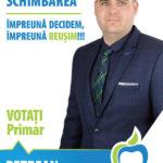 (P) Alegeri Locale 2016 – Începem împreună modernizarea comunei!