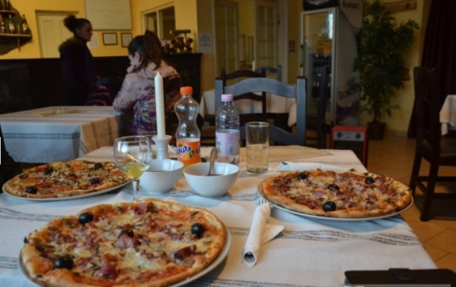 pizza-restaurant Teius