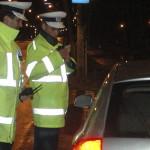 Accident rutier soldat cu pagube materiale provocat de un tânăr de 22 de ani din Teiuș, care conducea un autoturism neînmatriculat