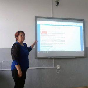 Sală multimedia inaugurată la Liceul Teoretic Teiuş