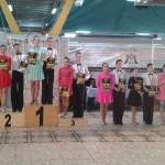 """Top Dance 2007 din Teiuş s-a clasat pe podium la """"Napoca Dance Festival 2013"""""""