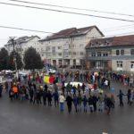 Elevii și cadrele didactice de la Liceul Teoretic Teiuş au sărbătorit 159 de ani de la Unirea Principatelor Române