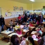 Liceul Teoretic Teiuș a organizat ieri Ziua porților deschise